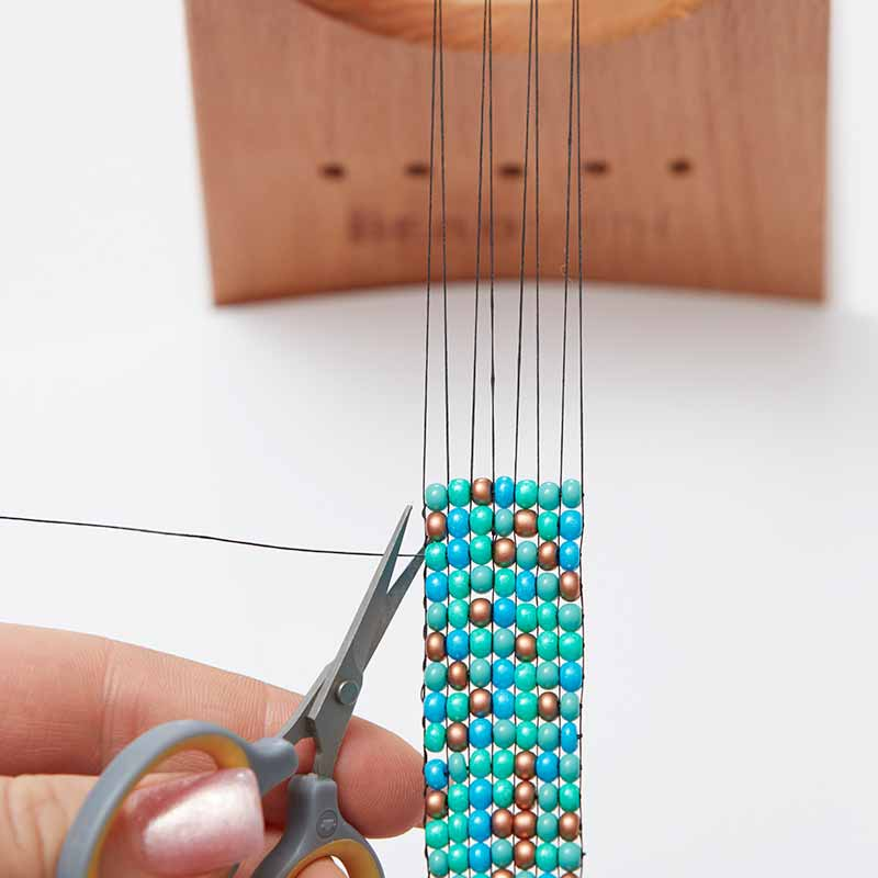 10 Things You Must Know to Bead on a Loom. Getting Started Series: Beading on a Loom with Tammy Honaman.