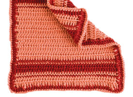 Learn how to crochet a blanket in this free eBook on crochet for charity patterns.