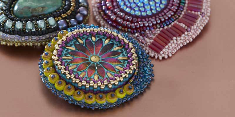 bead embroidery courses