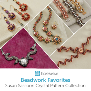 Beadwork favorites crystal beading projects Susan Sassoon