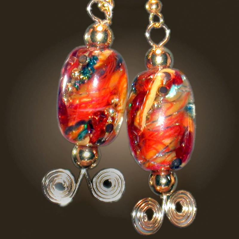 Beautiful Glass Beads: In the World of Michael Harrington