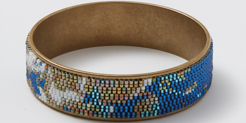 Beading Inspiration and Advice from Designer Andrea Mazzenga