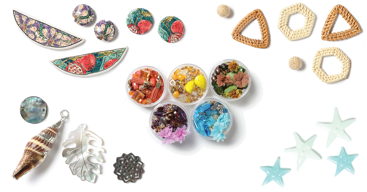 Cool Stuff beading supplies Spring 2021 Beadwork
