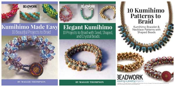 Kumihimo 101 5 Easy Steps For Braiding Beads And More