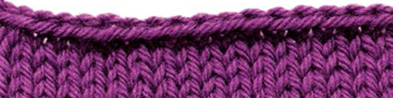 Learn about intermediate to advanced bind off knitting techniques in this post from Interweave!