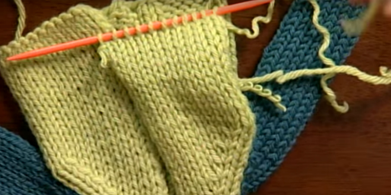fix knitting mistakes