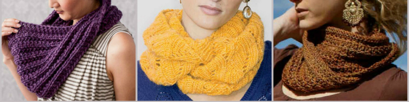 free infinity scarf patterns