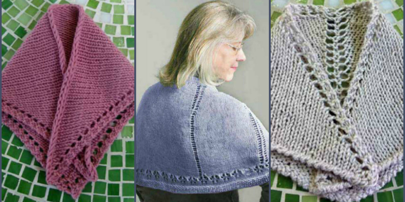 Free knitted prayer shawl patterns you have to knit.