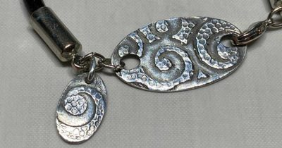free metal clay jewelry project