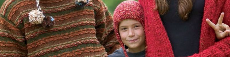 Free knitting for charity patterns