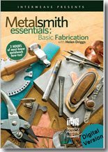 Master metalsmithing basics as you boost your jewelry-making skills with these essential techniques for getting started with metal, including how-tos in sawing, filing, hammering, forging, and much more on how to make metal jewelry!