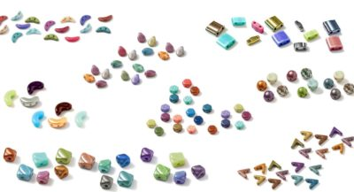 shaped beads 8 types